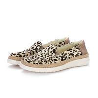 HEY DUDE SHOES scarpe basse donna HEY DUDE SHOES | lena leopard beige