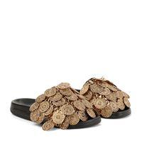 Paco Rabanne sandali tresor con decorazione