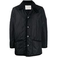 Mackintosh giacca monopetto brunel - nero