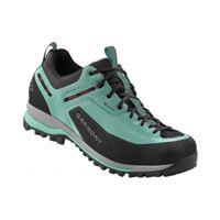 Garmont dragontail tech gtx scarpe da avvicinamento verdi / rosse da donna 39.1/2