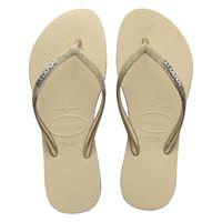 Havaianas 41460930154 slim sparkle ii sand grey