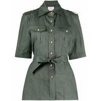 Giuliva Heritage camicia - verde