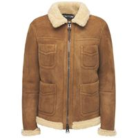 TOM FORD giacca in shearling