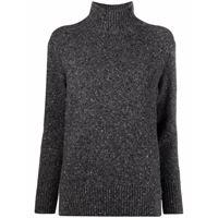 Vince maglione a collo alto - grigio