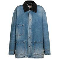 MAISON MARGIELA giacca in denim di cotone