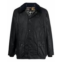 BARBOUR giacca outerwear donna mwx0018ny91 cotone blu