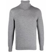 Drumohr maglione a collo alto - grigio
