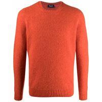 Drumohr maglione a girocollo - arancione