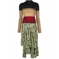LOEWE vestito donna s2106280fa9990 viscosa multicolor