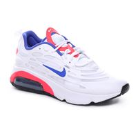 Nike air max exosense donna bianco rosso