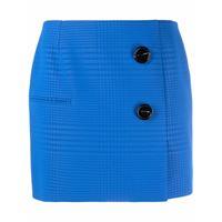 Nina Ricci minigonna aderente - blu