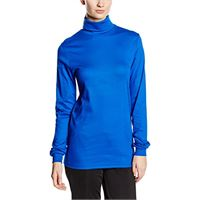 Trigema 585010 - pullover da donna, blu (royal 049), 36 (taglia del produttore: s)