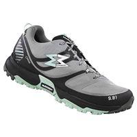 Garmont scarpe trail running track goretex eu 38 dark grey / light green