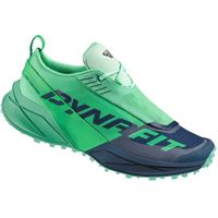 Dynafit scarpe trail running ultra 100 eu 36 poseidon / super mint