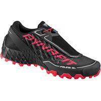 Dynafit scarpe trail running feline sl eu 35 black / fluo pink