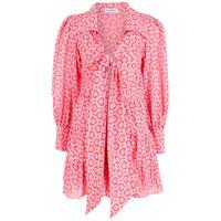 Olympiah abito con stampa - rosa
