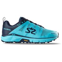 Salming scarpe trail 6 eu 36 light blue / navy