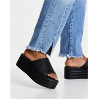 Free People - harbor - scarpe flatform nere-nero