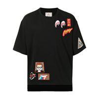 Maison Mihara Yasuhiro t-shirt - nero