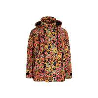 LOEWE giubbotto 'pansies jacket' collab. Joe brainard